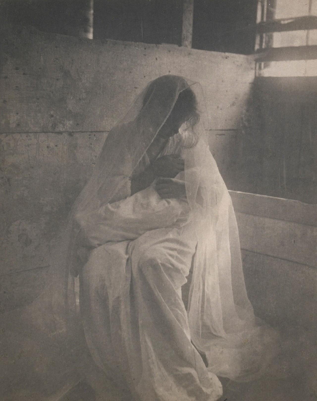 Ясли, 1899 год. Автор Гертруда Кезебир