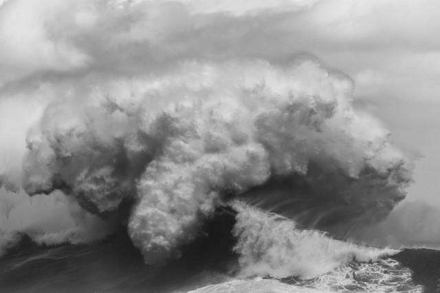 Океанские волны в фотопроекте «Водоворот». Автор Люк Шэдболт  (23)