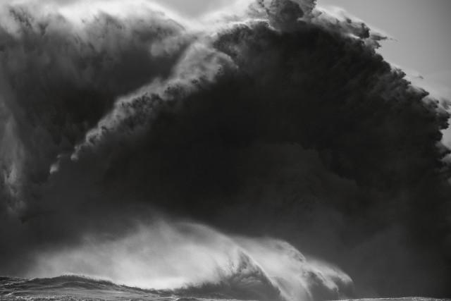 Океанские волны в фотопроекте «Водоворот». Автор Люк Шэдболт  (24)