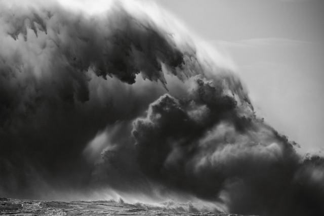 Океанские волны в фотопроекте «Водоворот». Автор Люк Шэдболт  (25)