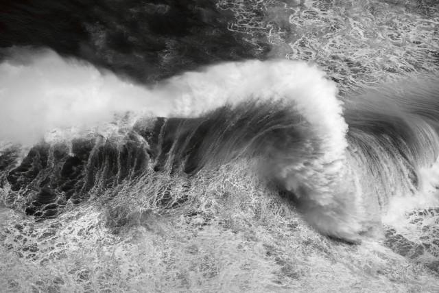 Океанские волны в фотопроекте «Водоворот». Автор Люк Шэдболт  (20)