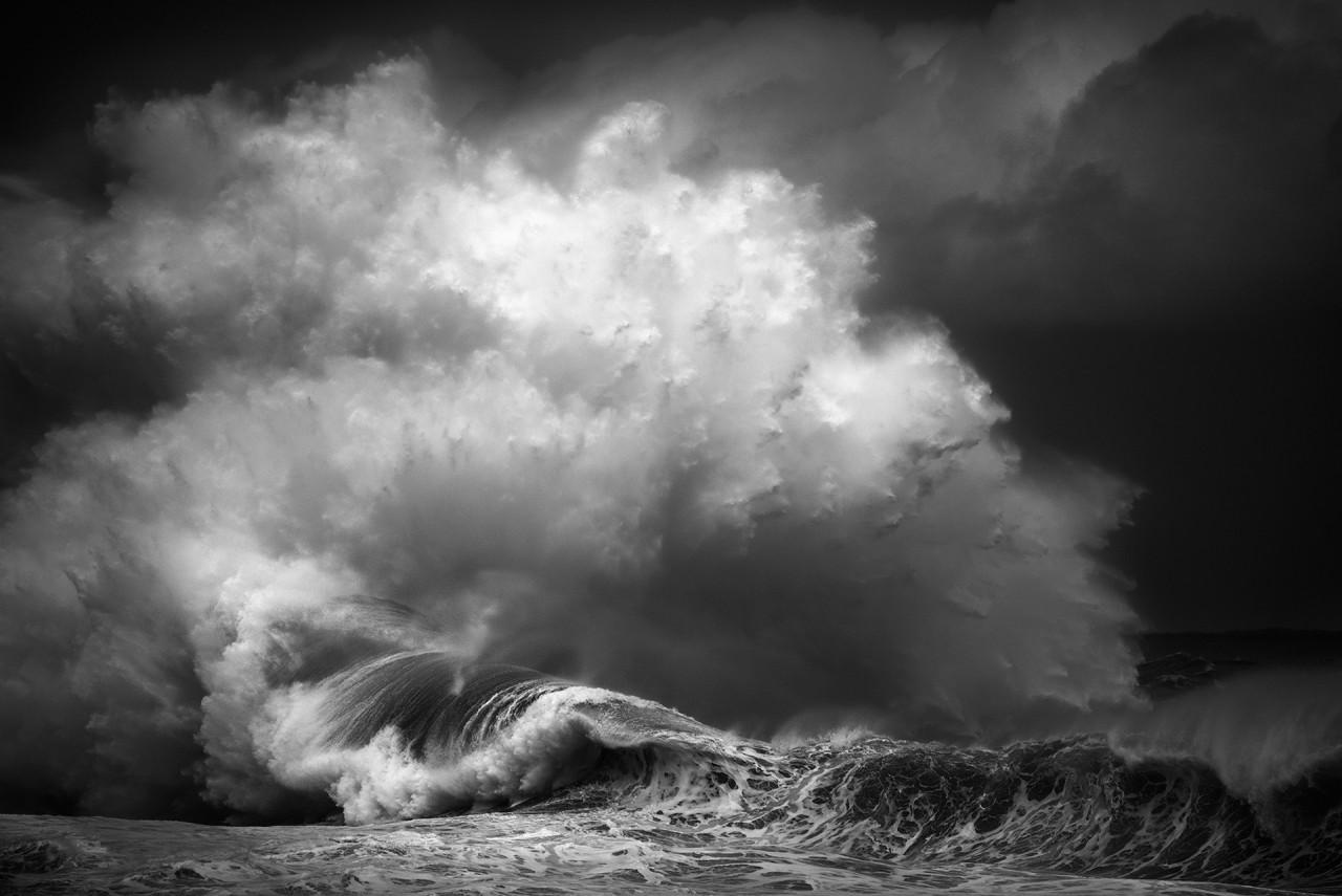 Океанские волны в фотопроекте «Водоворот». Автор Люк Шэдболт  (3)
