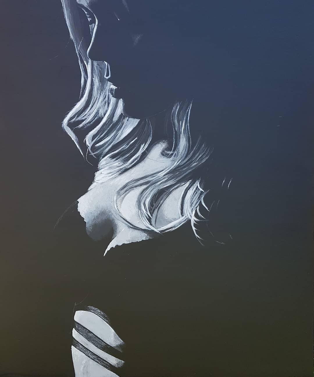 Серия рисунков «Из темноты». Автор Зульф (26)