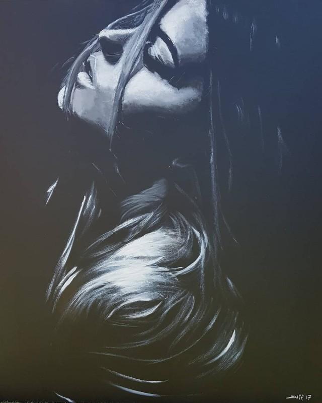 Серия рисунков «Из темноты». Автор Зульф (27)