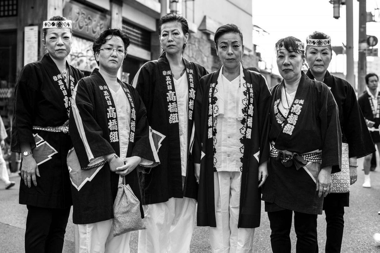 Тыл якудза в фотопроекте «Я отдаю тебе свою жизнь». Автор Хлоя Жафе (22)
