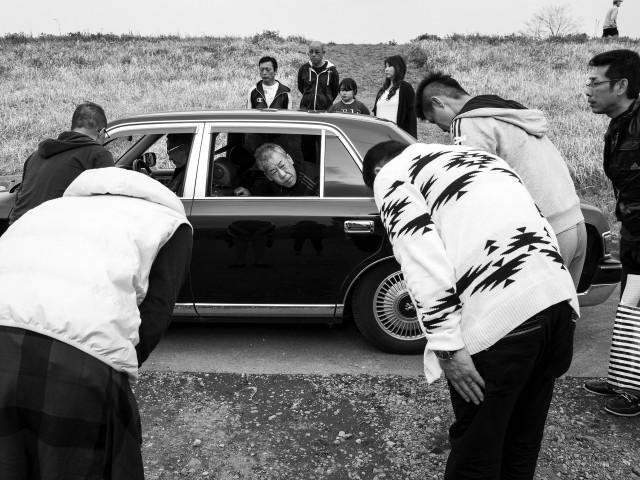 Тыл якудза в фотопроекте «Я отдаю тебе свою жизнь». Автор Хлоя Жафе (9)