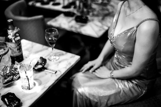 Тыл якудза в фотопроекте «Я отдаю тебе свою жизнь». Автор Хлоя Жафе (10)