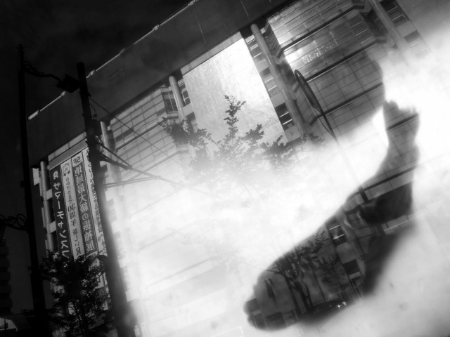 Тыл якудза в фотопроекте «Я отдаю тебе свою жизнь». Автор Хлоя Жафе (20)