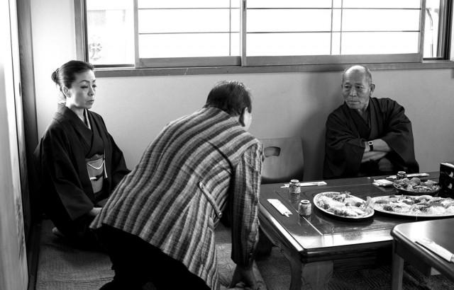 Тыл якудза в фотопроекте «Я отдаю тебе свою жизнь». Автор Хлоя Жафе (23)
