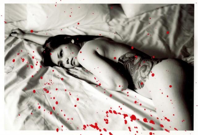 Тыл якудза в фотопроекте «Я отдаю тебе свою жизнь». Автор Хлоя Жафе (1)