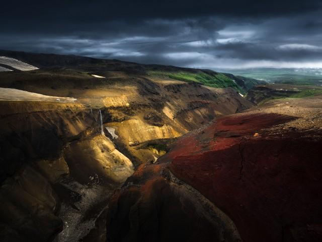 Граница, Камчатка. Автор Изабелла Табаччи
