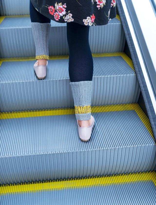 Эскалатор. Автор Джозеф Форд