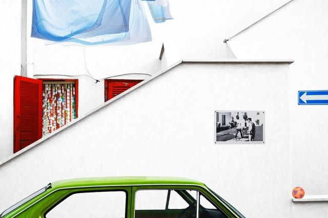 Финалист в категории «Концептуальное фото», 2020. «За стеной». Автор Франческо Пейс Рицци