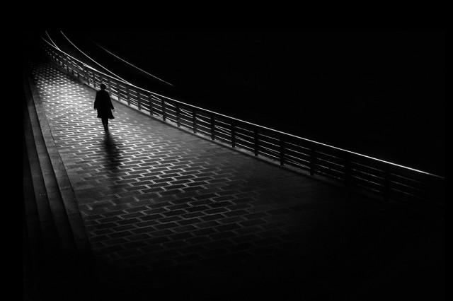 Финалист в категории «Ночная фотография», 2020. «Бессонница». Автор Лоик Казанова