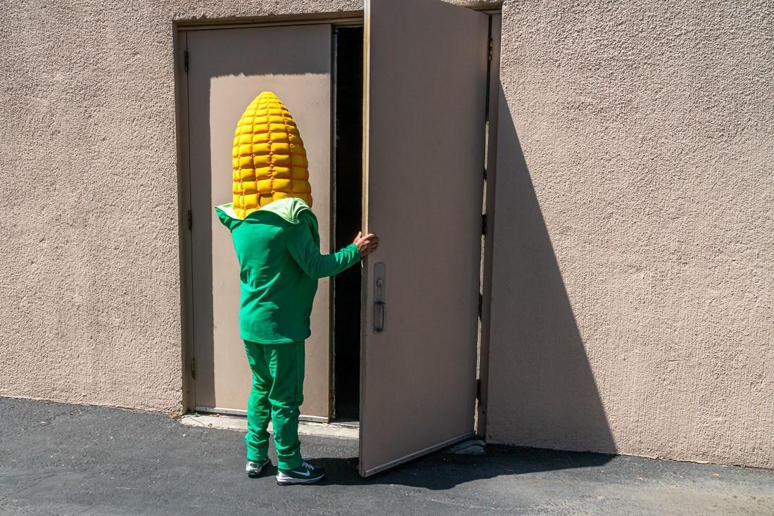 Финалист в категории «Уличная фотография», 2020. «Кукуруза». Автор Эрик Давыдов