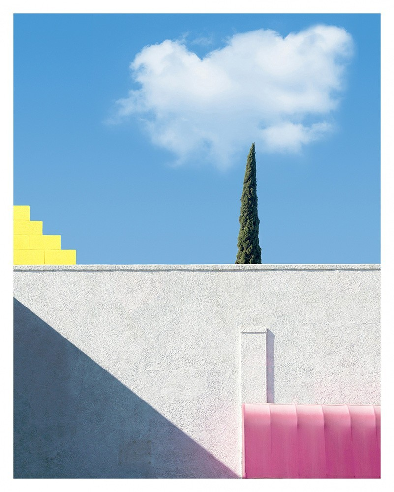 Гран-при 2020. «Жёлтая лестница». Автор Джордж Бирн