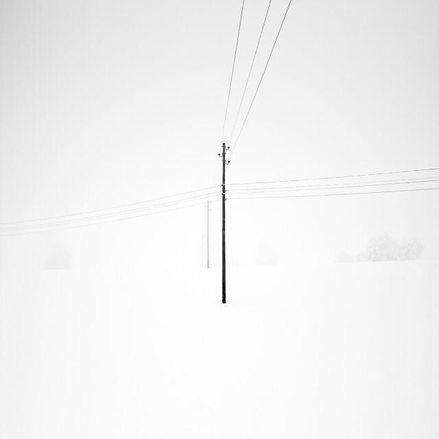 3 место в категории «Пейзаж», 2021. «Неуловимое напряжение». Автор Пьер Пеллегрини