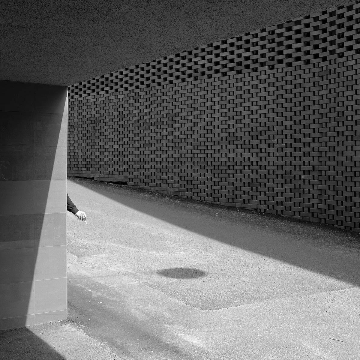 1 место в категории «Уличная фотография», 2021. «07.27.47». Автор Йонас Дальстрём