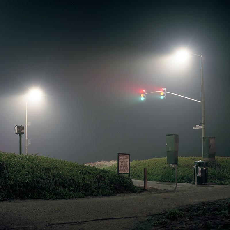 2 место в категории «Ночная фотография», 2019. «Туманная ночь», Сан-Франциско. Автор Кайл Ким