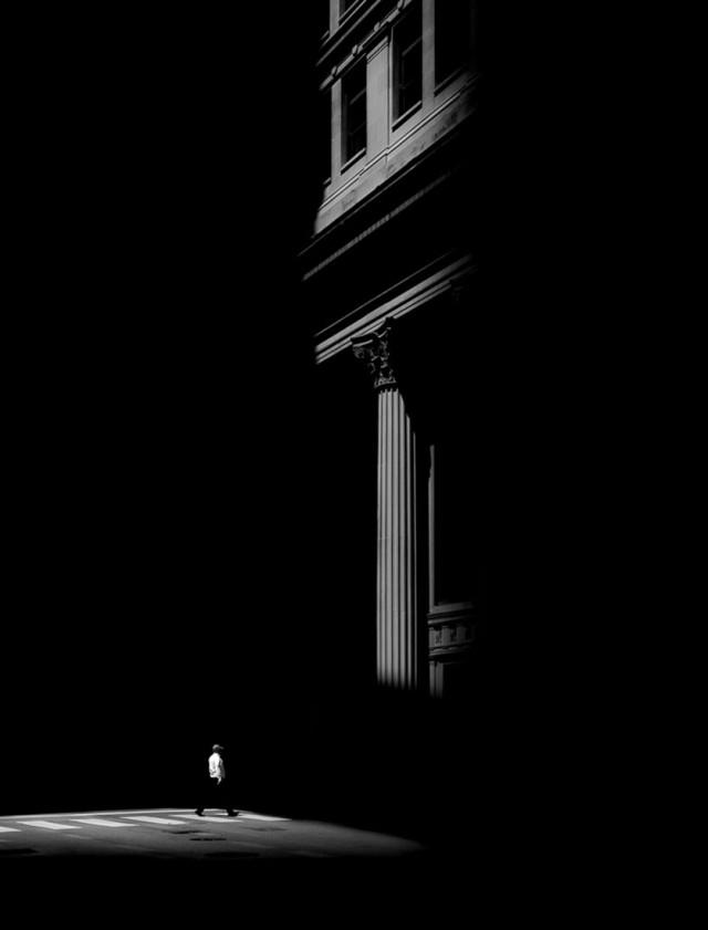 1 место в категории «Уличная фотография», 2019. «Постиндустриальное смешение». Чикаго. Автор Крис Десотель