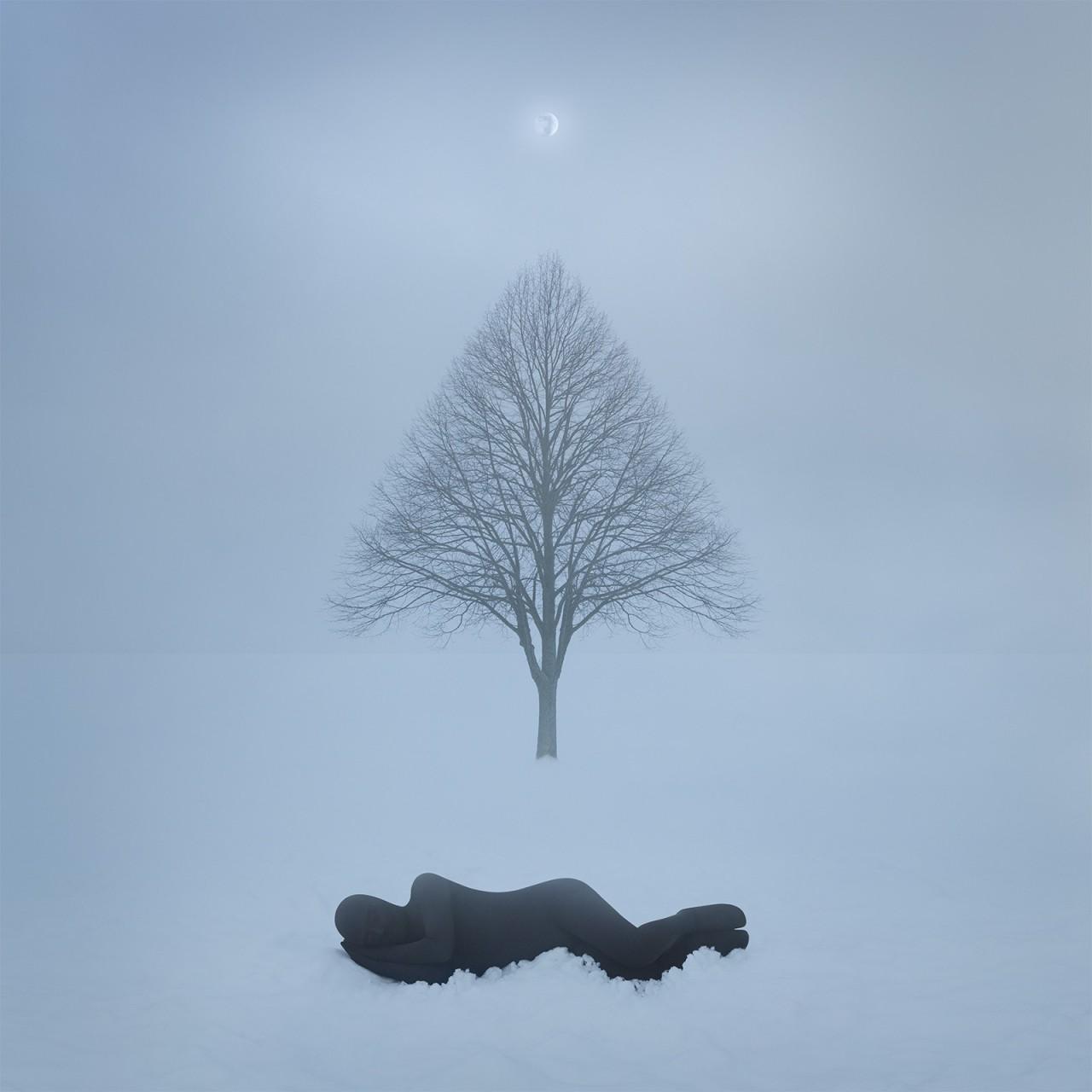 «Загадочность снов». Автор Габриэль Исак