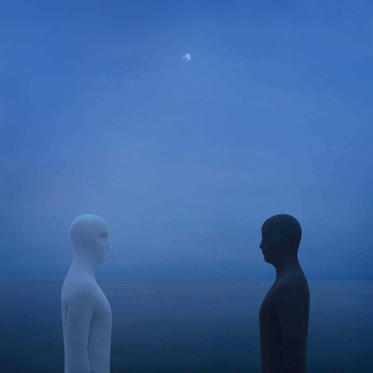 «Я, Ты и Луна». Автор Габриэль Исак