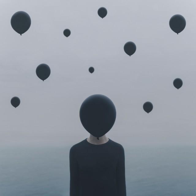 «Отпускать». Автор Габриэль Исак