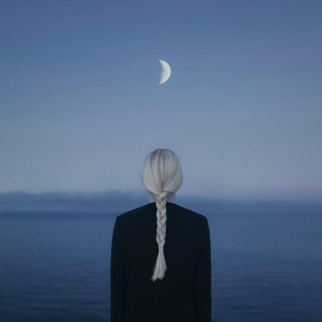 «Освещение в темноте». Автор Габриэль Исак