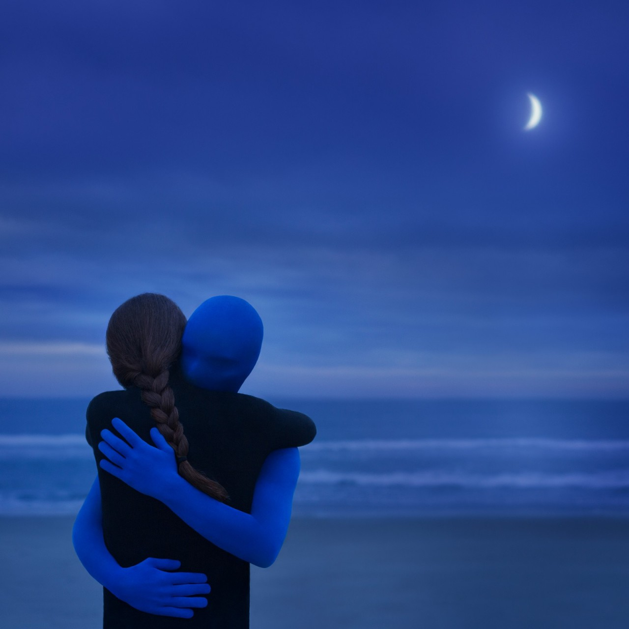 «Голубая Луна». Автор Габриэль Исак