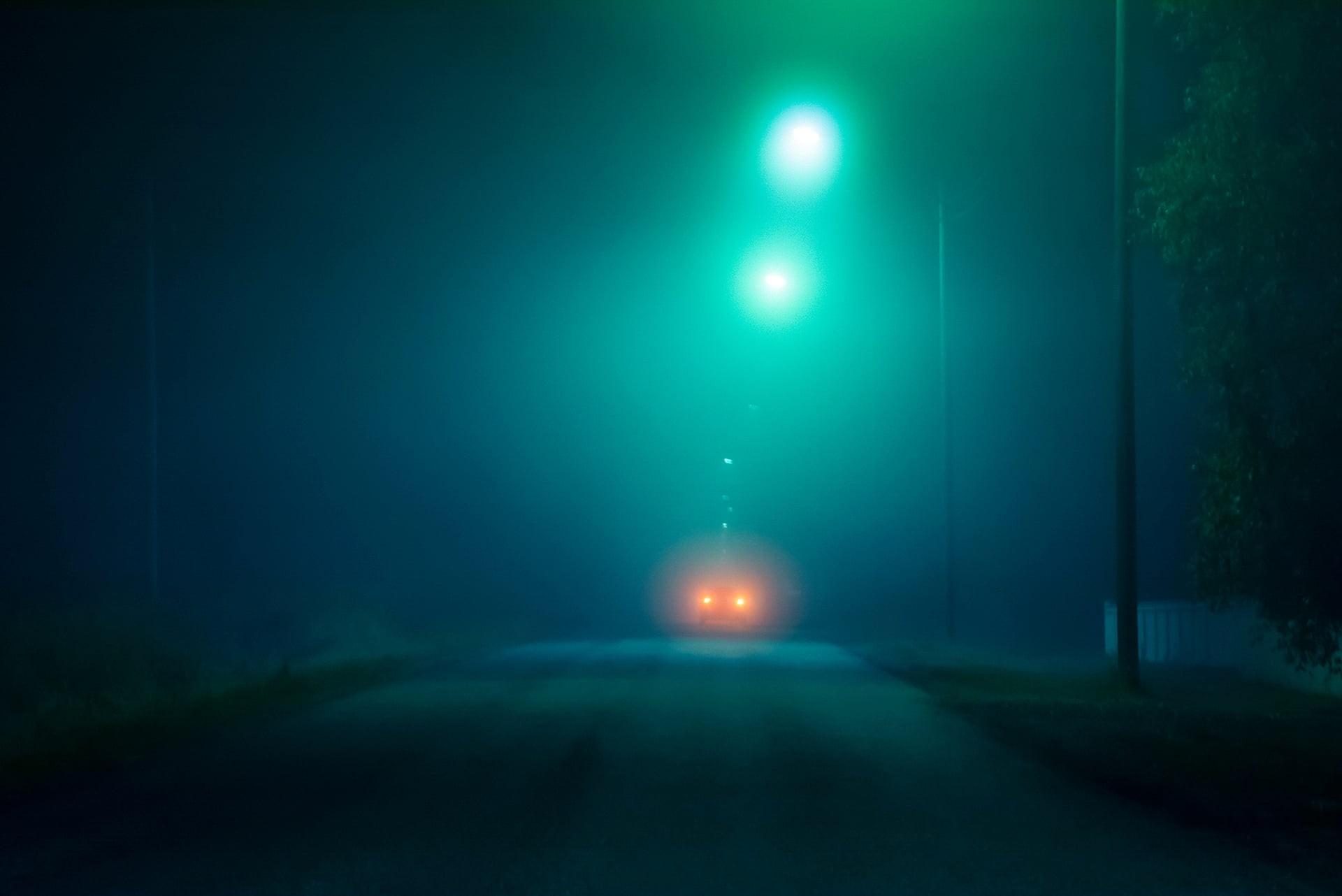 «Дорога домой». Из фотопроекта «Какой-то небесный огонь». Автор Мария Лакс