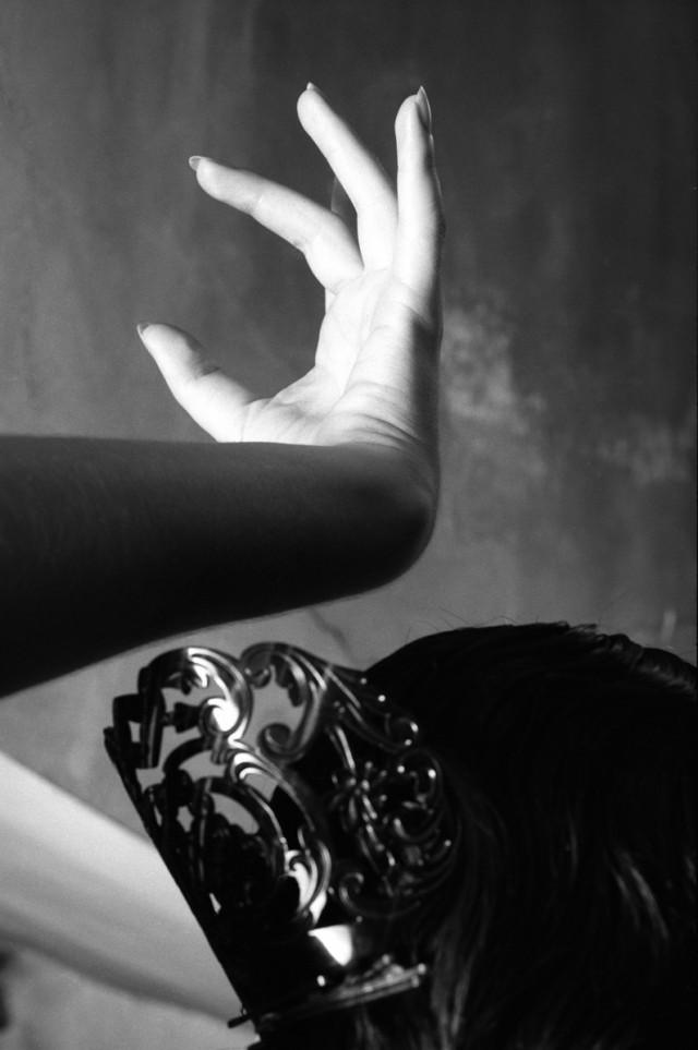 Из фотопроекта «Фламенко, 1989». Автор Изабель Муньос (2)
