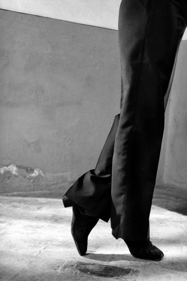 Из фотопроекта «Фламенко, 1989». Автор Изабель Муньос (3)