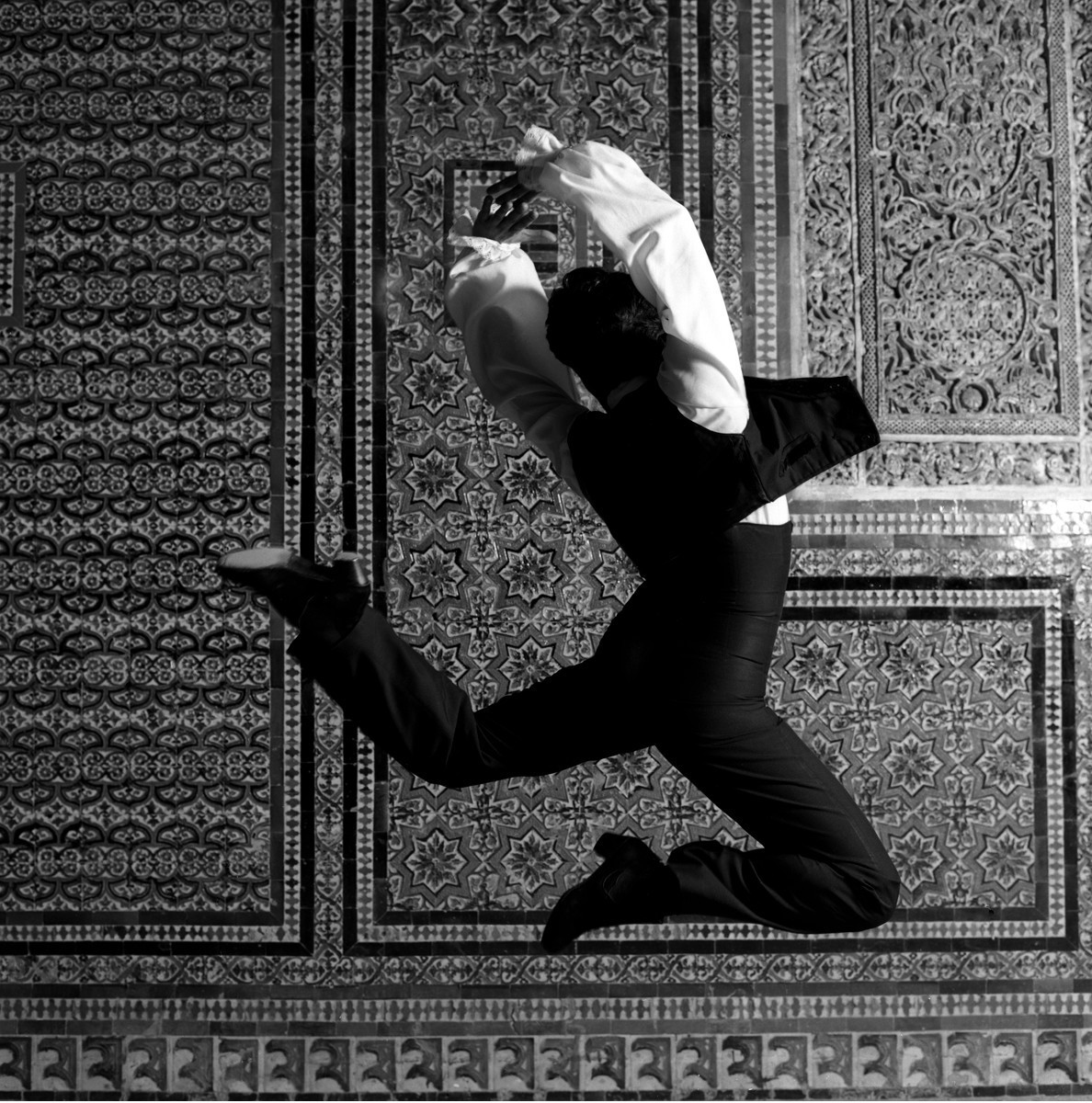 Из фотопроекта «Фламенко, 1989». Автор Изабель Муньос (4)