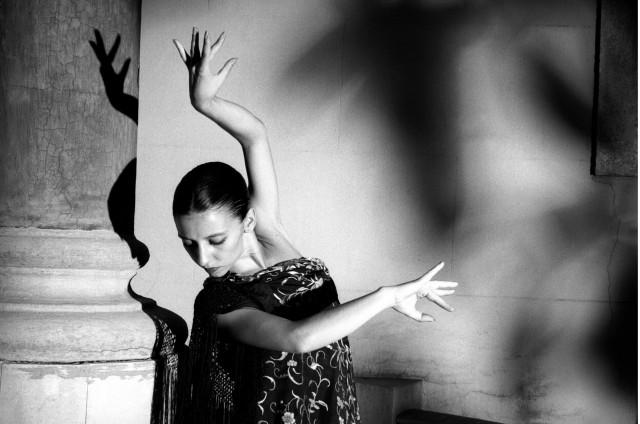 Из фотопроекта «Фламенко, 1989». Автор Изабель Муньос (6)