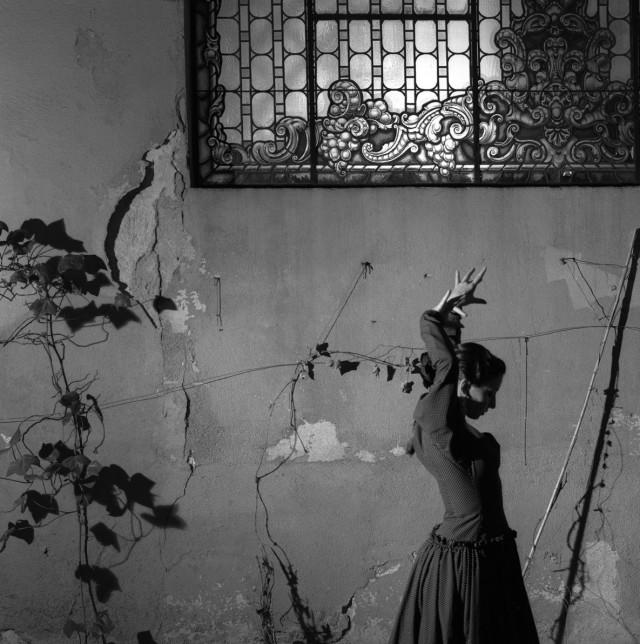Из фотопроекта «Фламенко, 1989». Автор Изабель Муньос (7)
