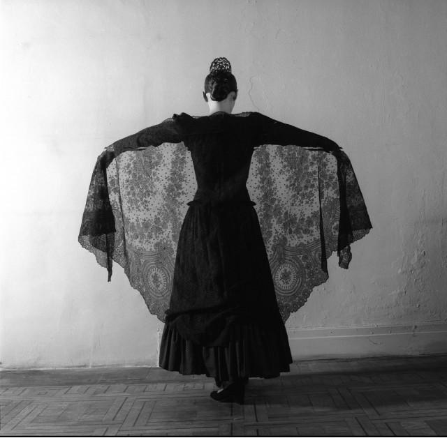 Из фотопроекта «Фламенко, 1989». Автор Изабель Муньос