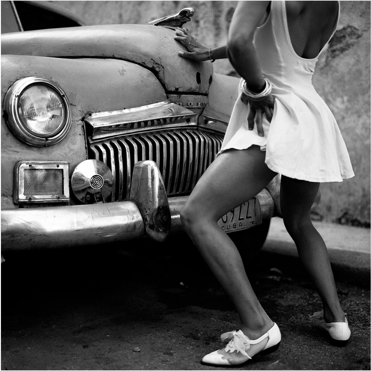 Из фотопроекта «Кубинский танец, 1995». Автор Изабель Муньос (4)