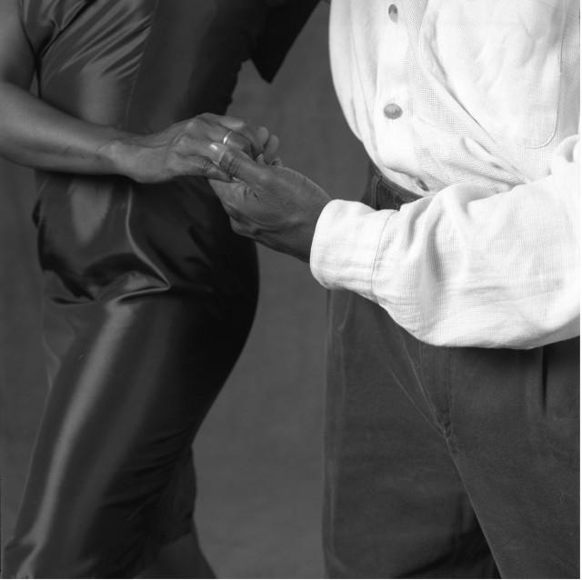 Из фотопроекта «Кубинский танец, 1995». Автор Изабель Муньос (6)