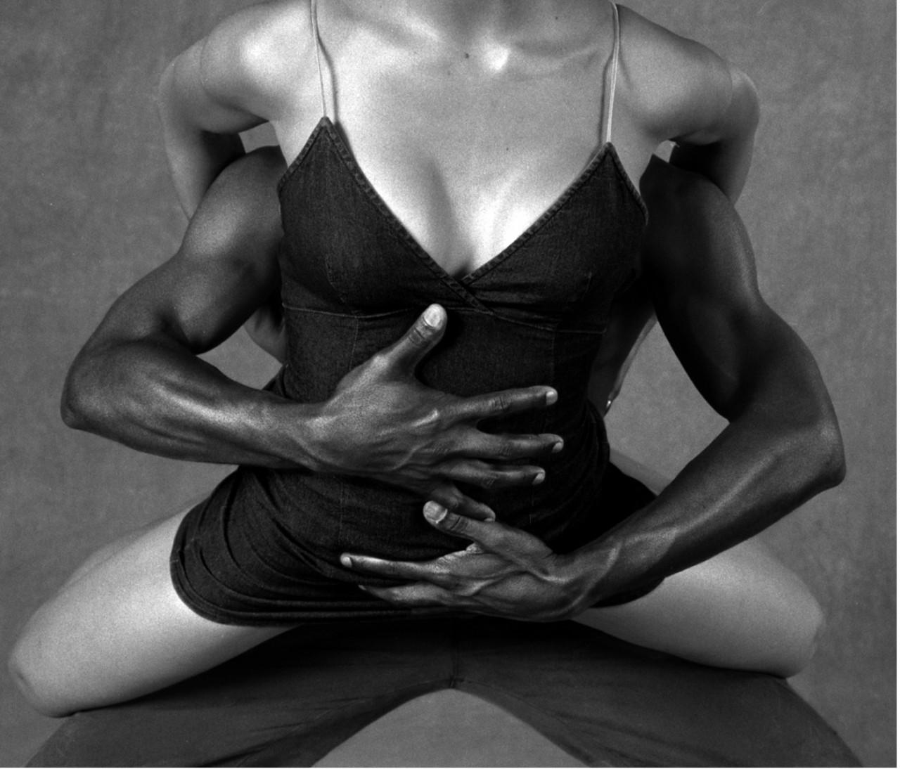 Из фотопроекта «Кубинский танец, 1995». Автор Изабель Муньос (7)