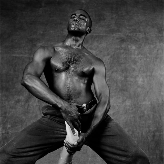 Из фотопроекта «Кубинский танец, 1995». Автор Изабель Муньос (8)