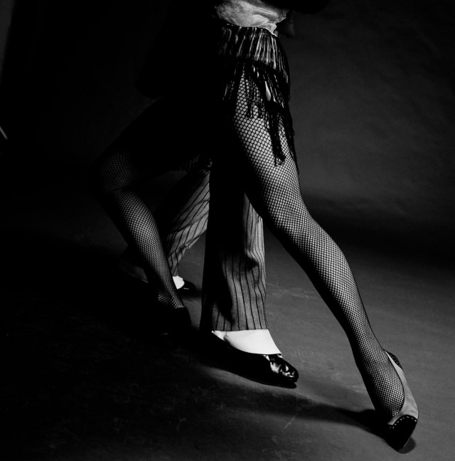 Из фотопроекта «Танго, 1989». Автор Изабель Муньос (4)