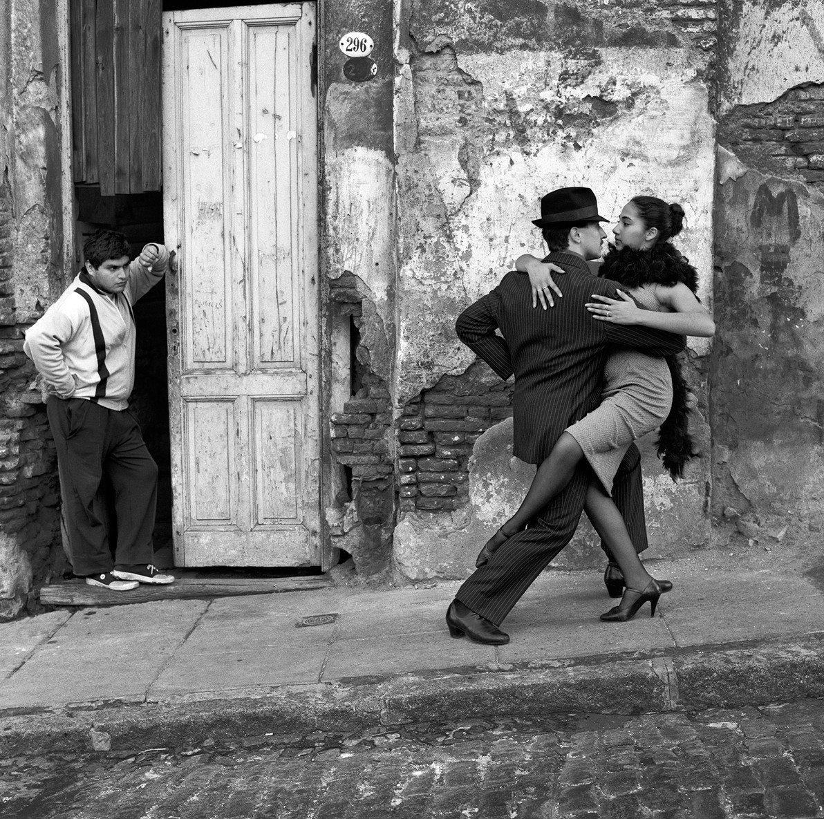 Из фотопроекта «Танго, 1989». Автор Изабель Муньос