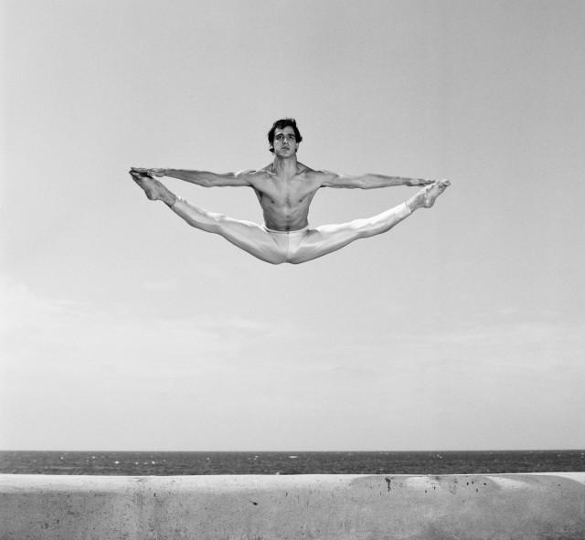 Из фотопроекта «Национальный балет Кубы, 2001». Автор Изабель Муньос (2)