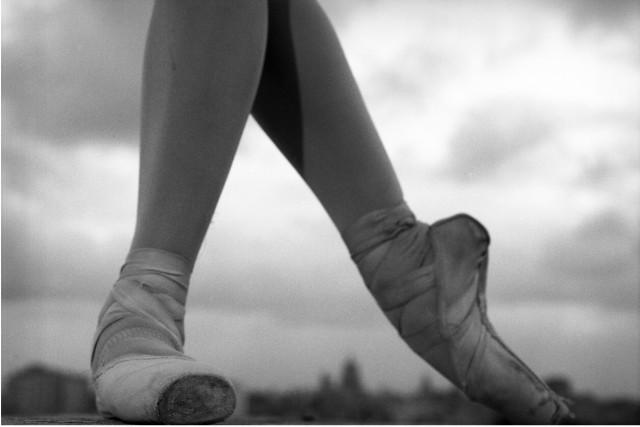 Из фотопроекта «Национальный балет Кубы, 2001». Автор Изабель Муньос (3)