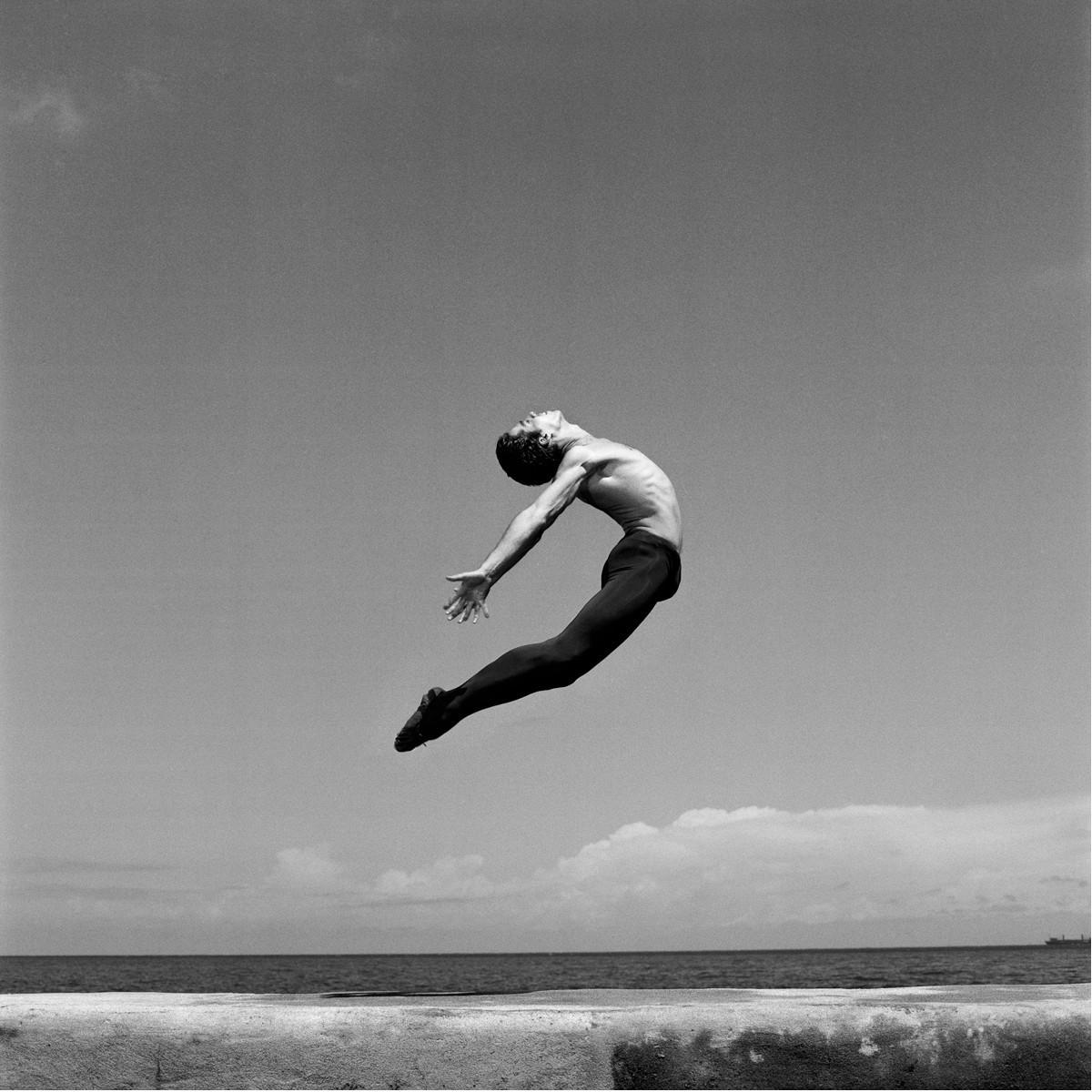 Из фотопроекта «Национальный балет Кубы, 2001». Автор Изабель Муньос (4)