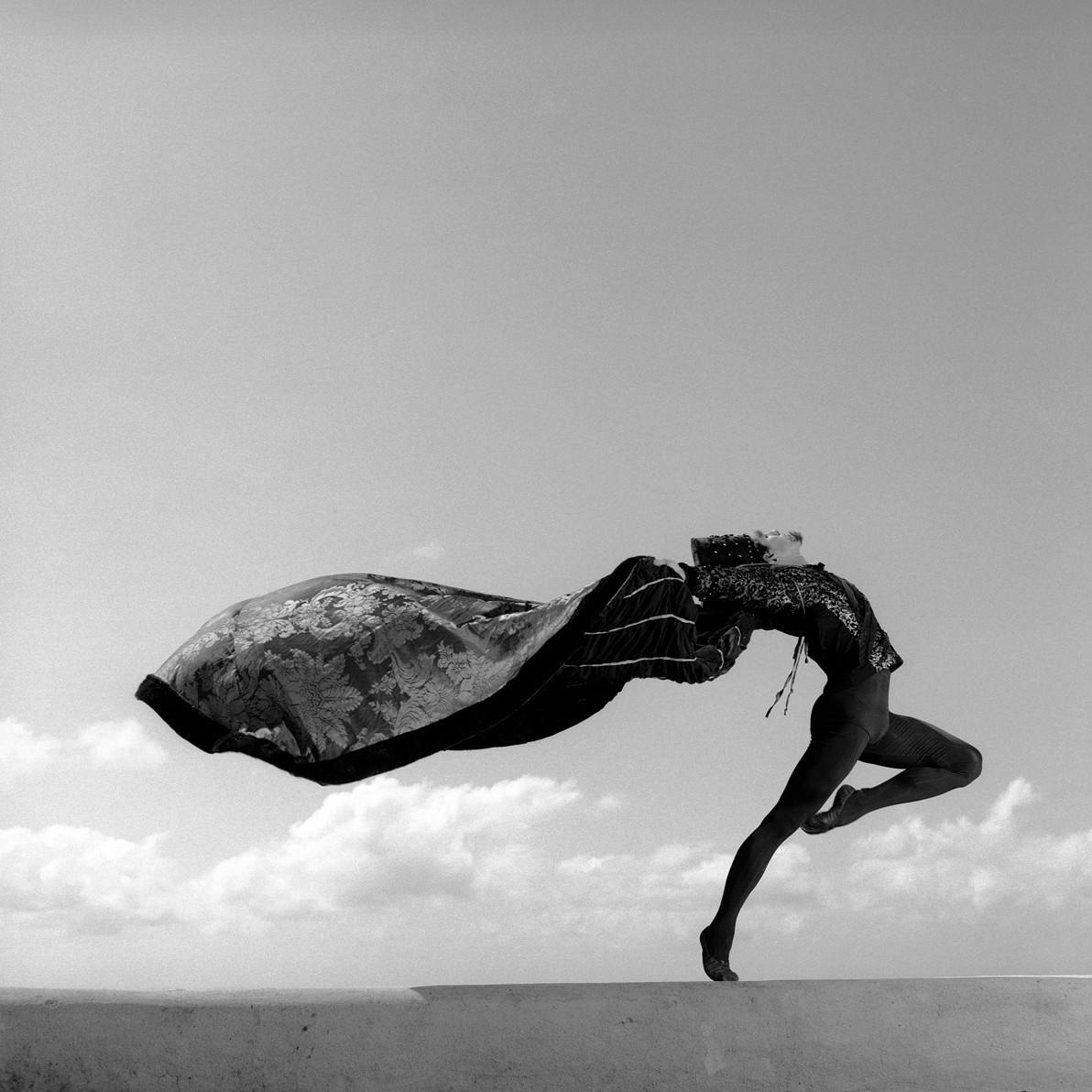Из фотопроекта «Национальный балет Кубы, 2001». Автор Изабель Муньос (8)