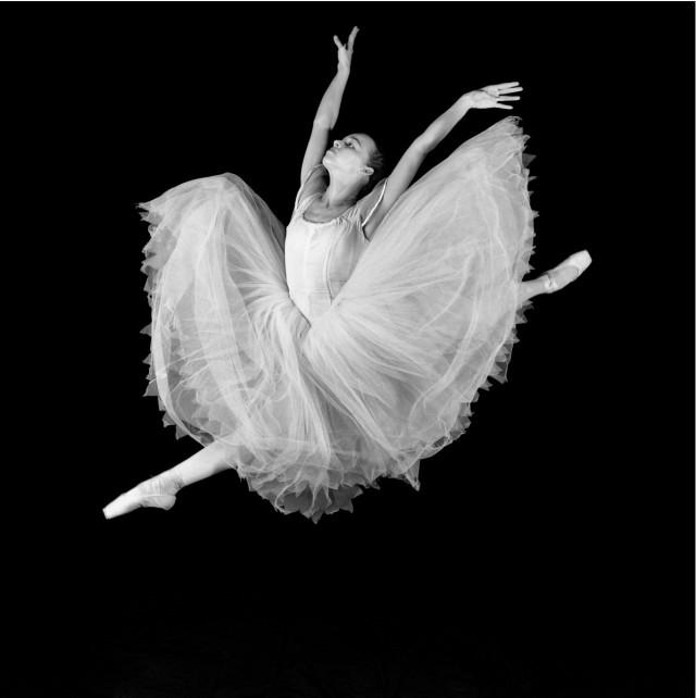 Из фотопроекта «Национальный балет Кубы, 2001». Автор Изабель Муньос (7)