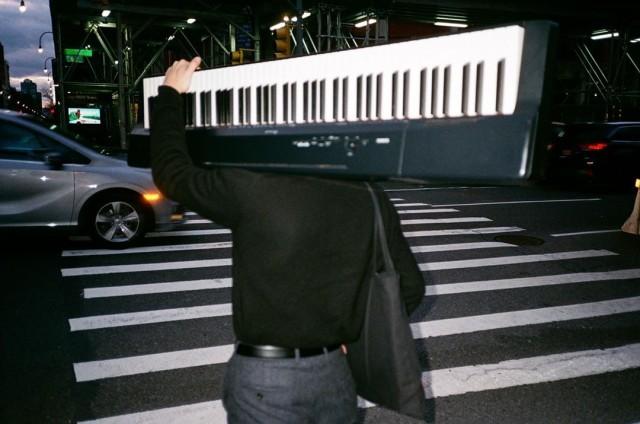 «Клавишник». Автор Дэниел Арнольд