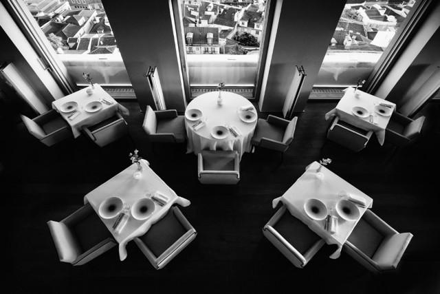 2 место «Фотограф года» среди любителей 2019. «Столовая с красивым видом». Лиссабон, Португалия. Автор Ана Филипа Скарпа