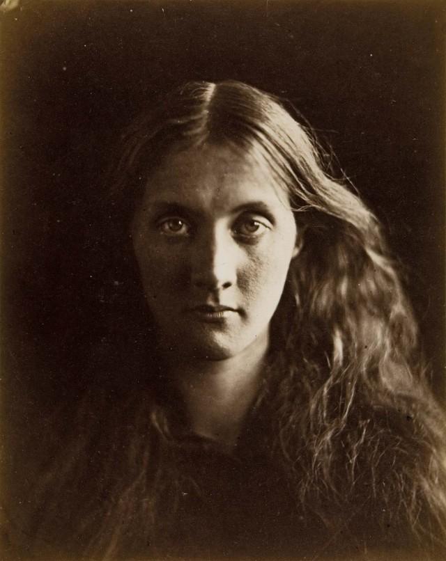 Джулия Джексон, 1867. Автор Джулия Маргарет Камерон